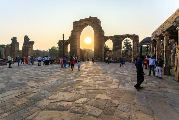 New Delhi - Dag 1 & 2