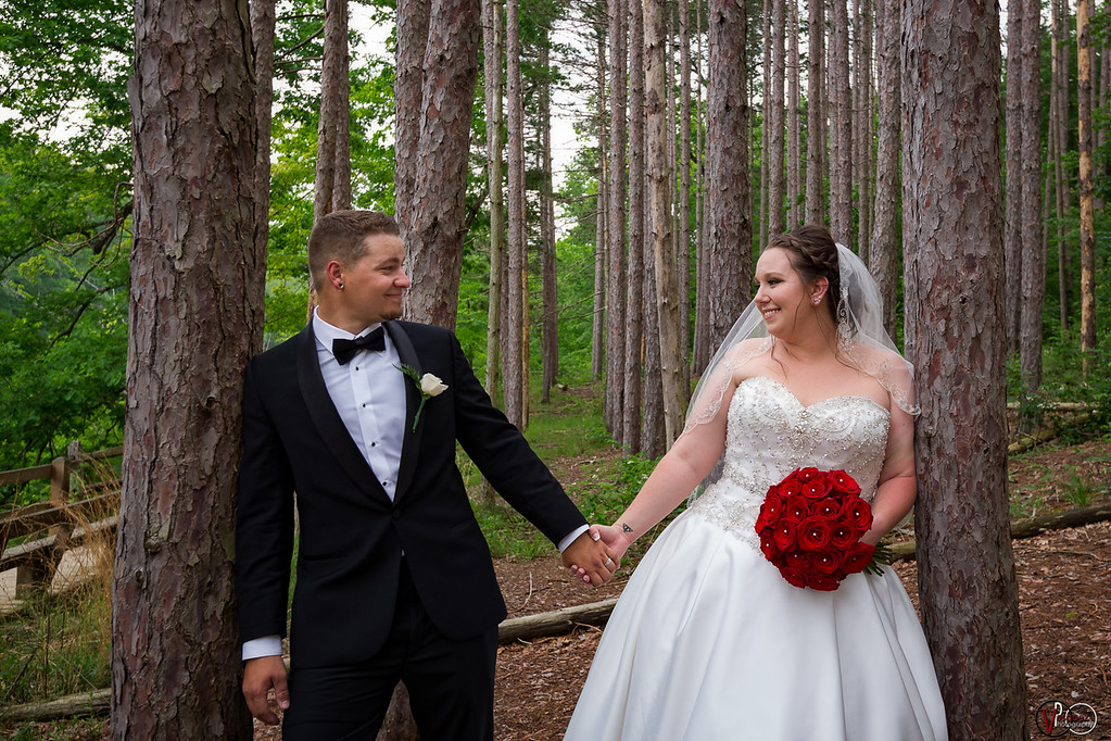 May 20, 2017 Grass Wedding in Brown County, Indiana.
