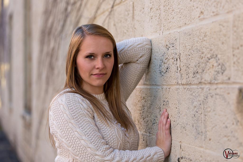 Kansas senior session shot by Vasquez Photography LLC