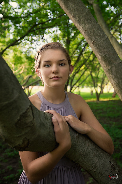 Portrait Session shot in Columbus, Indiana by Vasquez Photography.