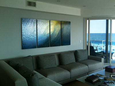Home Decor: Examples of Plexi and Canvas