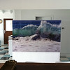 """Roughing it in Cabo"" 48x72 gallery plexi with metallic print. Custom sizes available."