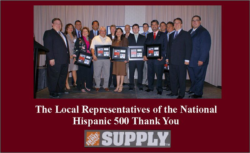 The Local CEO's and Owners of the National Hispanic 500