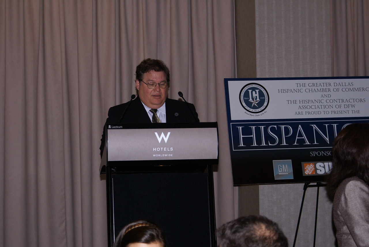 Victor Zepeda, GDHCC Chairman
