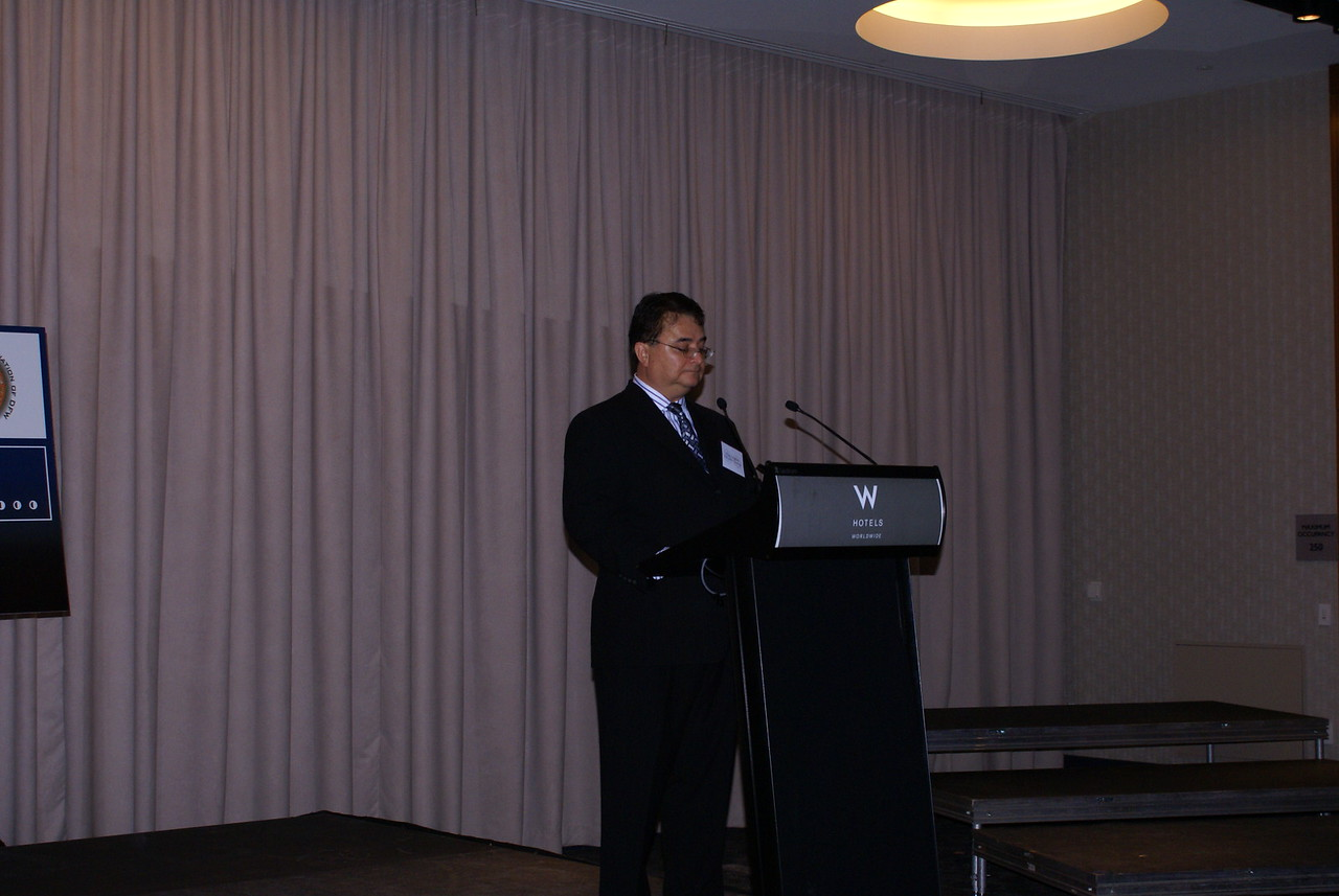 Chris Escobedo, HCADFW Chairman