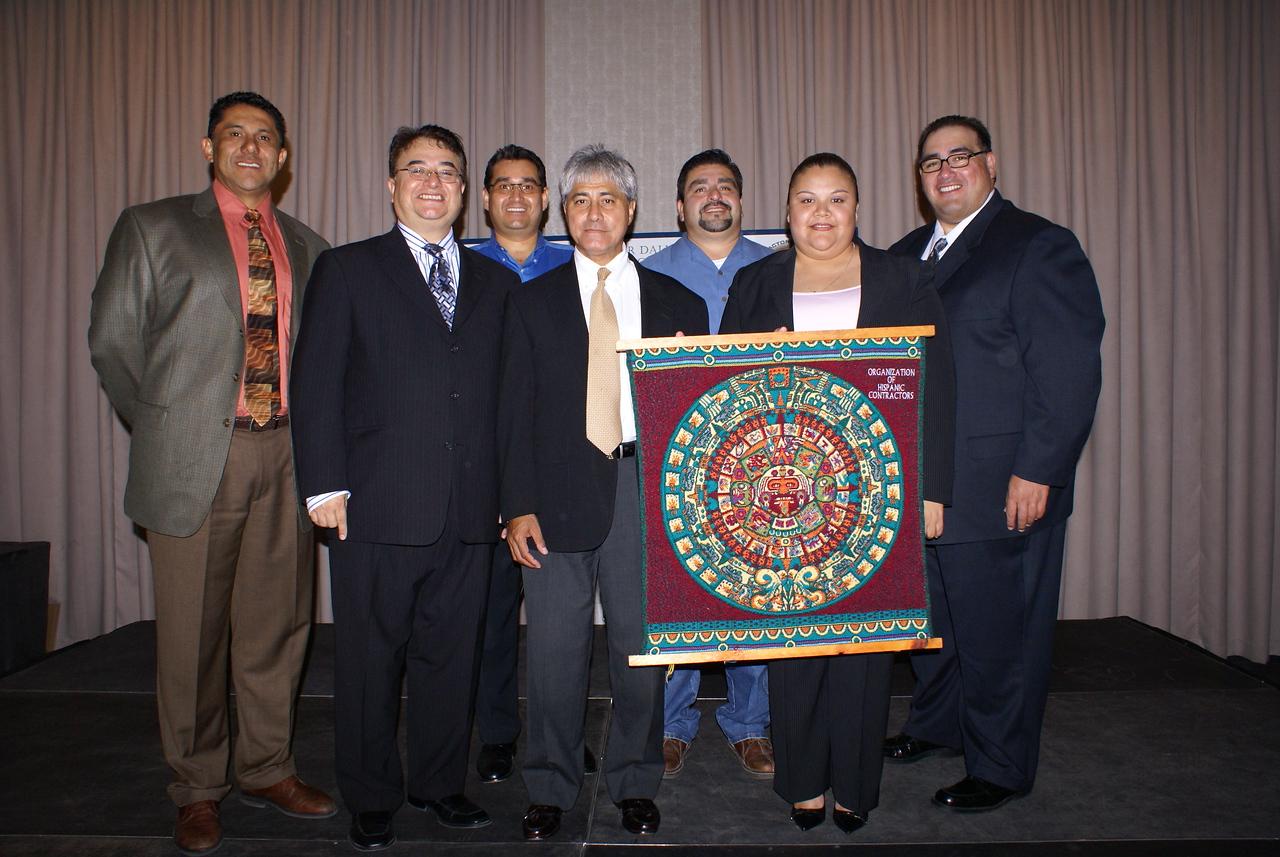 The Hispanic Contractor Association Board of Directors