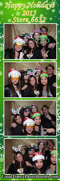 Holiday Party 2015 Strips