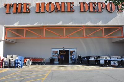 Home Depot Job