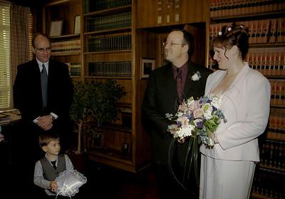 Scott Rames - Susan Lederer Wedding
