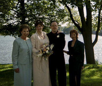 Scott Rames & Susan Lederer Wedding