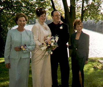 Scott Rames & Susan Lederer Wedding