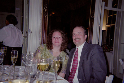 Scott Rames & Susan Lederer Wedding Reception