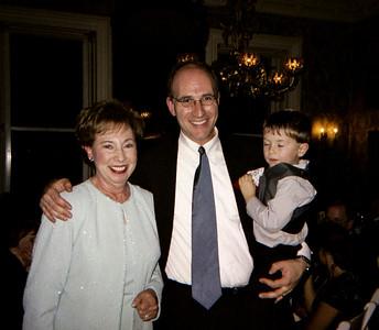Scott Rames & Susan Lederer Wedding Reception