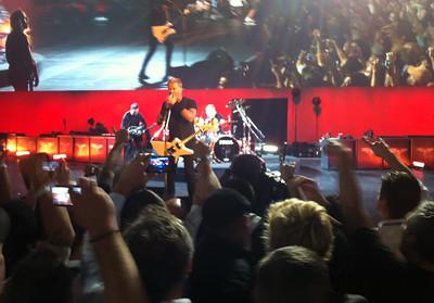 Metallica Plays Dreamforce