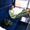 Cabin on Auto-Train