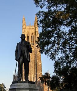 2012 Duke Campus Visit