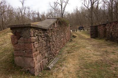 Monocacy Aqueduct - Stone Works
