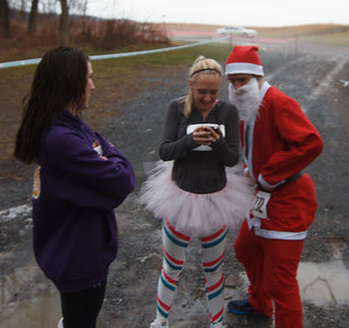 Christmas 5K Trail Run