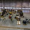 Mary Baker Engen Restoration Hangar - SB2C-5 Helldiver