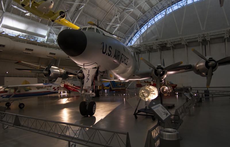 Lockheed 1049F Super Constellation
