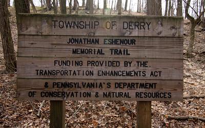 Jonathan Eshenour Trail Walk