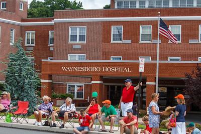 Waynesboro Firecracker 5K
