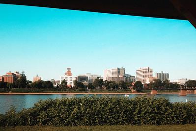 Harrisburg City View