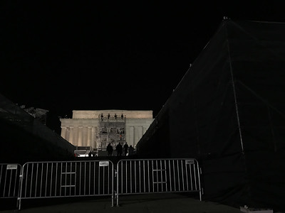 2017 Trump Inauguration - City Sights