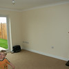 Photos taken of the new house in Spalding prior to move in to aid with decor and layout thoughts