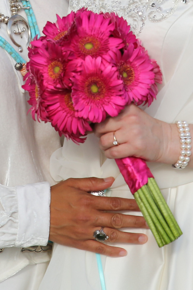 Jennifer  & Scottie's Wedding