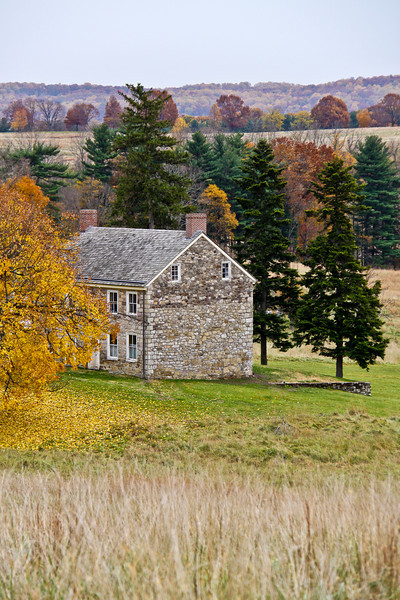 Farm house in Valley Forge, PA