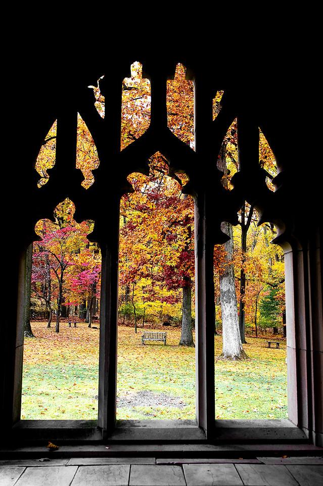 Washington Memorial Chapel - Valley Forge, PA November 2008