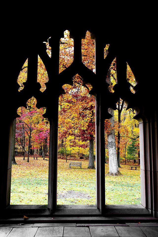 Washington Memorial Chapel - Valley Forge, PA<br /> November 2008
