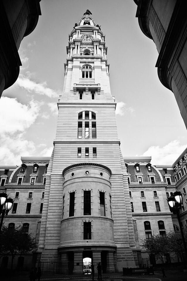 City Hall - Philadelphia, PA November 2008