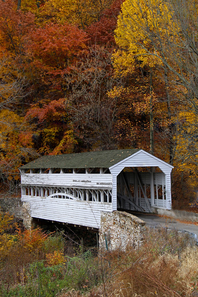 Covered Bridge at Yellow Springs Road