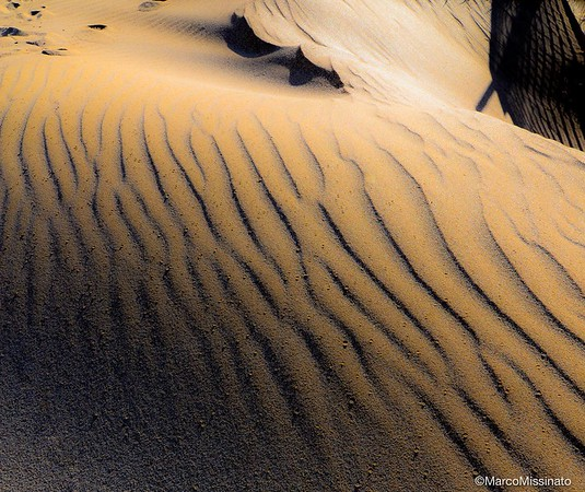 Sand Dune Shapes