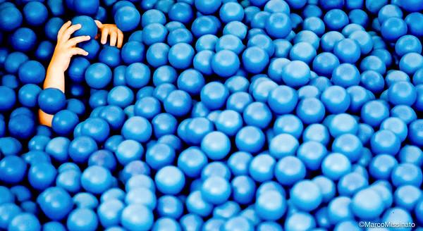Blue Balls Fun