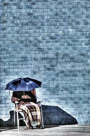 Stories Under An Umbrella