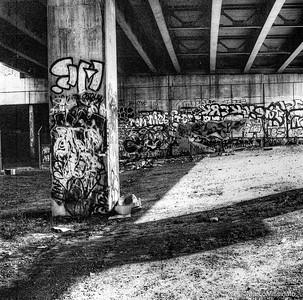 Under The Freeway Stillness