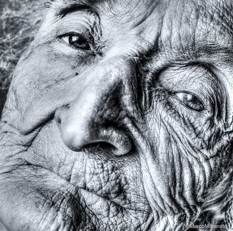 Through The Wrinkles Of Time