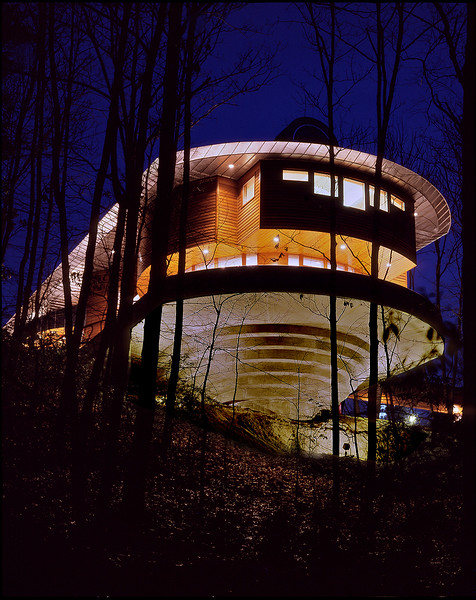 "Jersey Devil Architects ""The Hoagie House"""