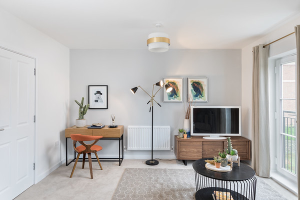 Woodhurst Park 2 Bed Apartment