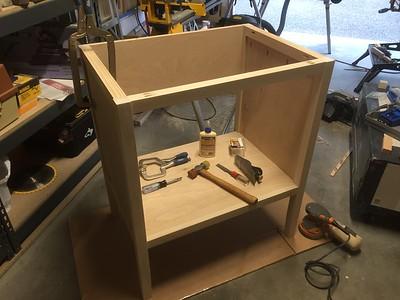 Constructing the vanity