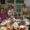 Fondue at the Boyntons