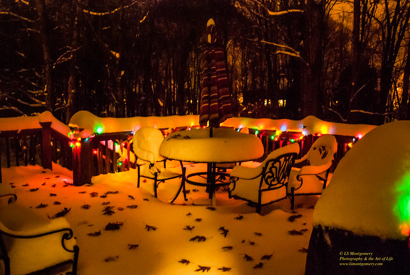 Frozen Deck!