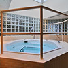 Common facility spa and hot tub.