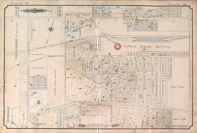 Local map 1899