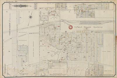 Local map 1893
