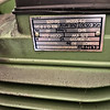 Motor dataplate