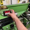 Demonstrating the electronic leadscrew